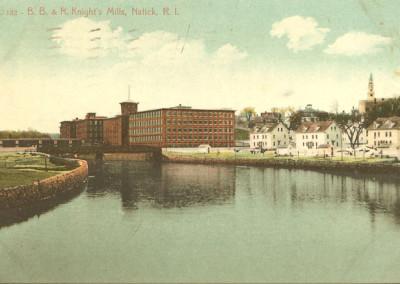 Natick Mill