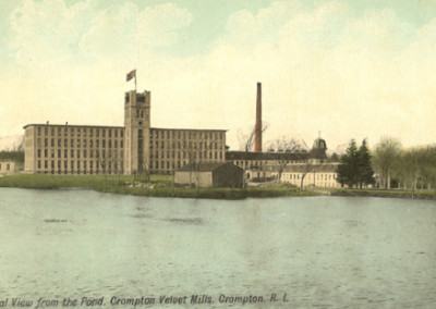 The Crompton Mill